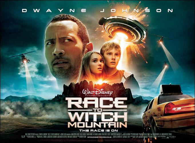 Кино онлайн Ведьмина гора (2009)/Race to Witch Mountain (2009)