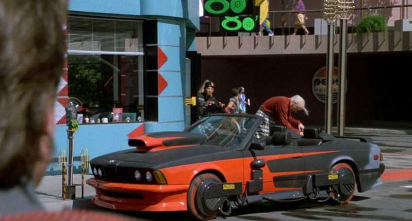 Кино онлайн Назад в будущее: Фильм 2/Back to the future 2 (1989)